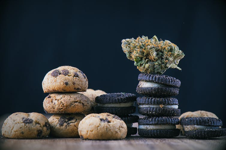The trouble with edibles