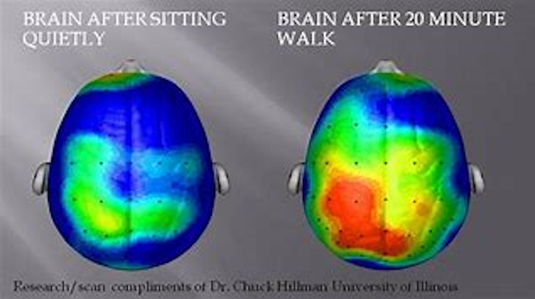 how physical activity at school helps the mind (as well as the body)