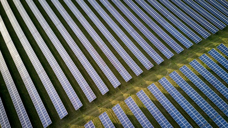 How a solar farm in south-east England could bring a new