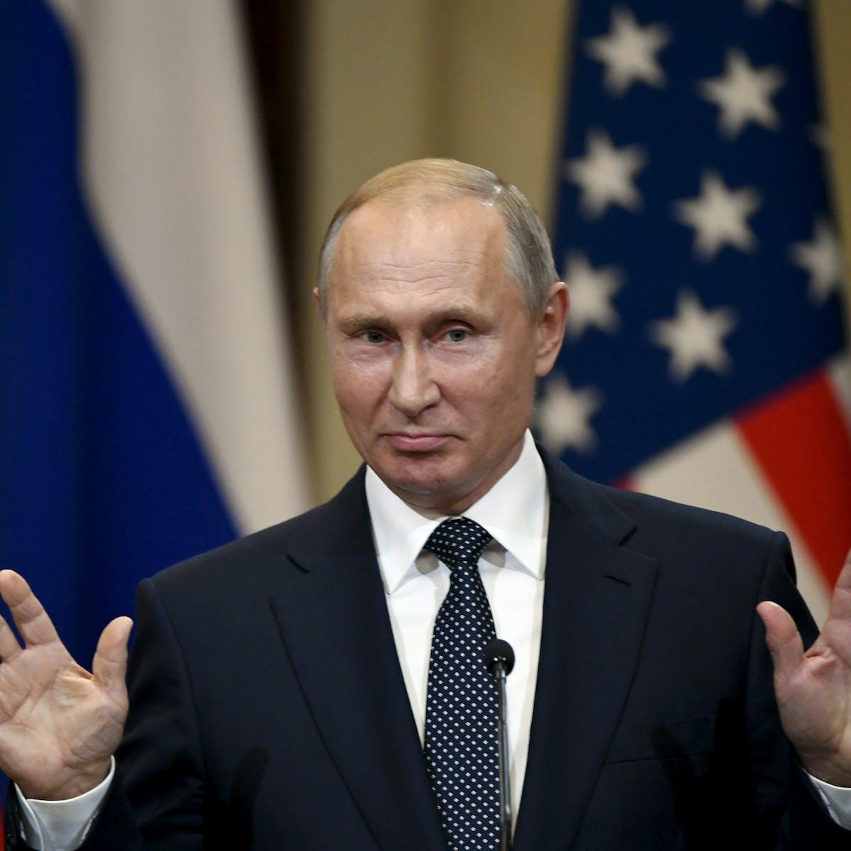 Putin The Hero