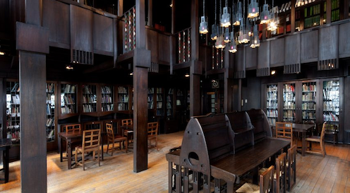 Why Mackintosh S Glasgow School Of Art Should Be Left To Rest In Peace