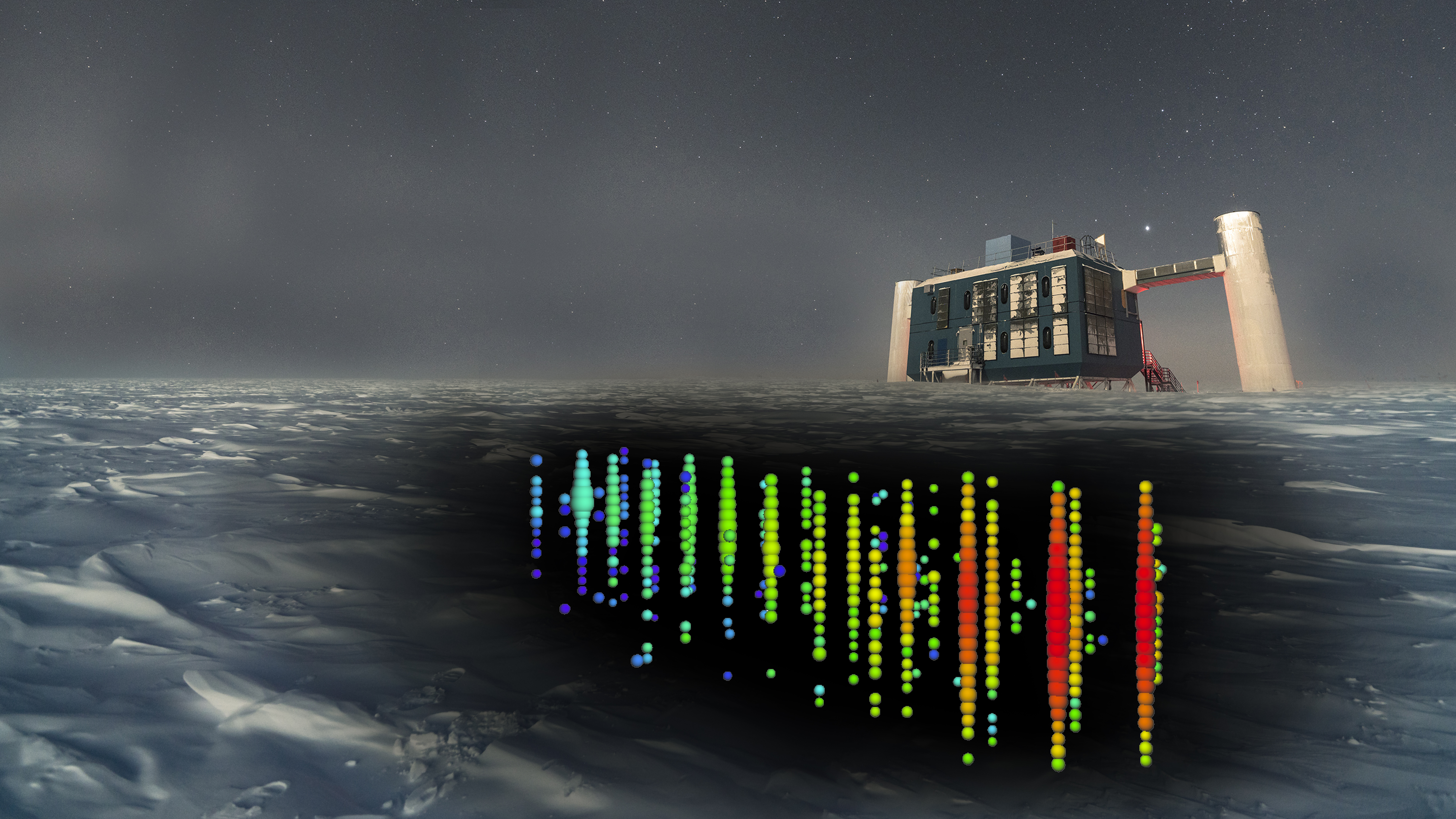 The first association of a neutrino with a single ...Icecube Neutrino Observatory Core