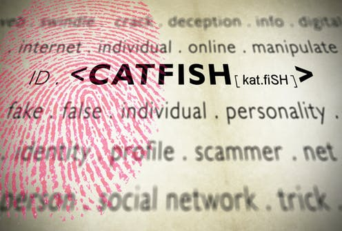 It's not about money: we asked catfish why they trick people online