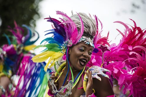 96f7430a1 Joyous resistance through costume and dance at Carnival