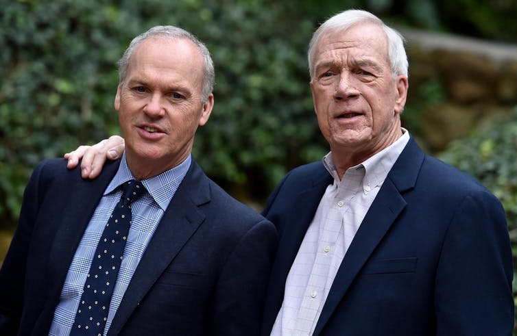Media Files: Spotlight's Walter V. Robinson and the Newcastle Herald's Chad Watson on covering clergy abuse