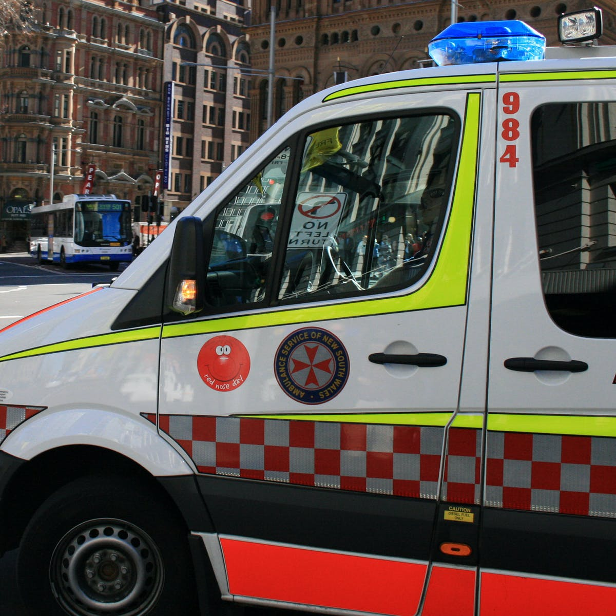 When is it OK to call an ambulance?