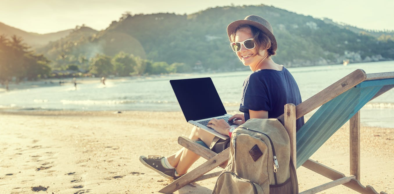 Digital nomads: what it's really like to work while ...