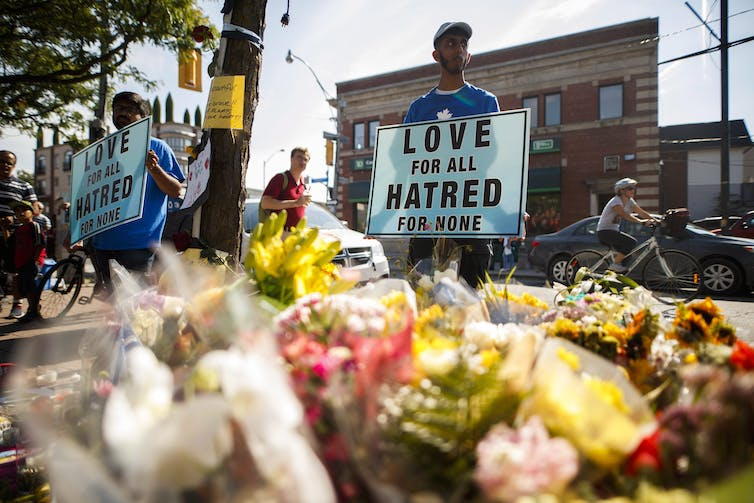 Toronto shooting: The psychology of loss, fear and identity