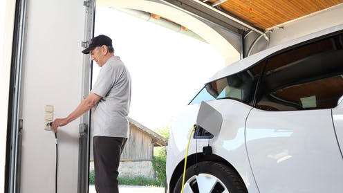 Apartments Rarely Come With Access To Charging Stations But Electric Vehicles Need Them