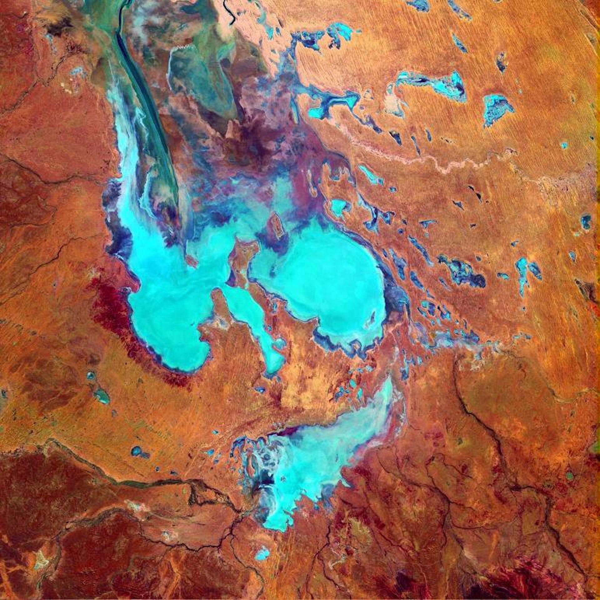 Unknown wonders: Kati Thanda-Lake Eyre