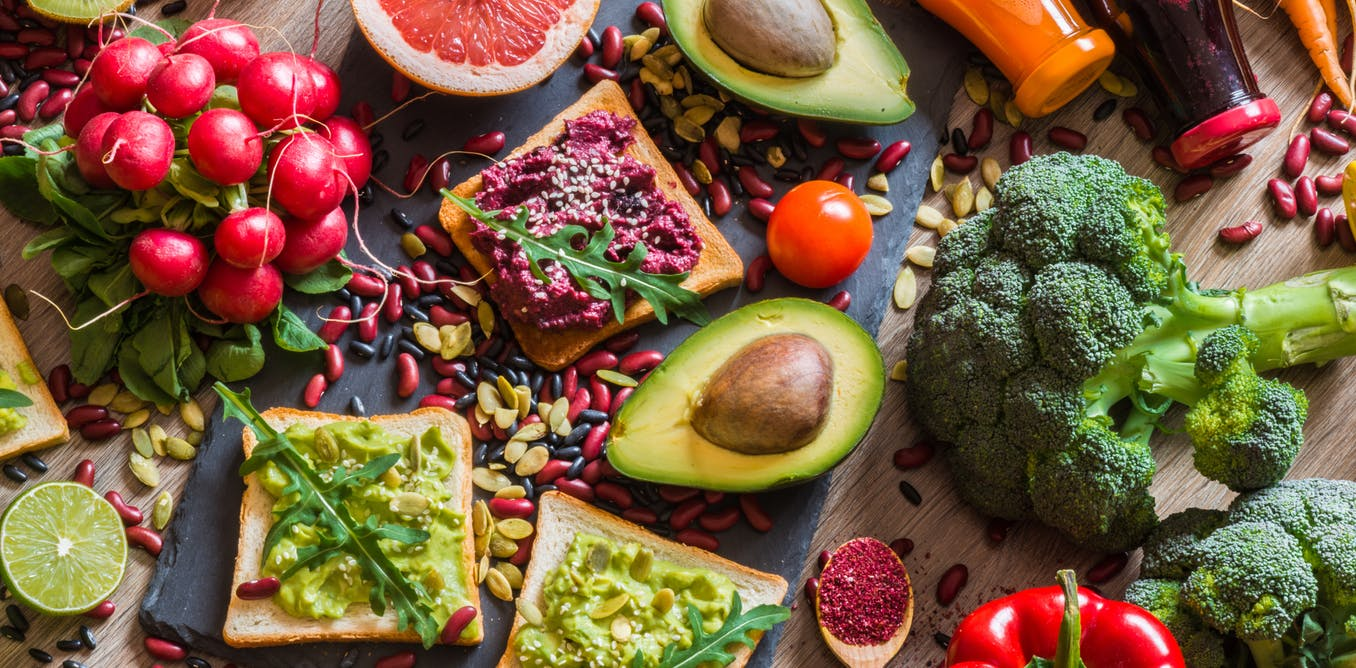 Vegan diet: how your body changes from day one