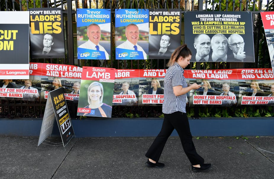 Federal Support For Potent New >> Longman Result Shows Queensland Vote Is Volatile And One Nation