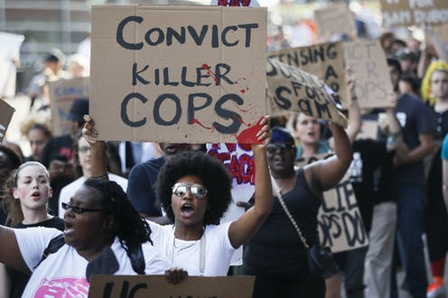A new look at racial disparities in police use of deadly force