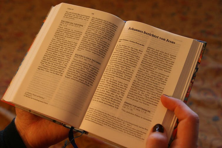 What the early church thought about God's gender