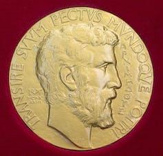 An Australian takes top honours in the prestigious Fields Medal in mathematics