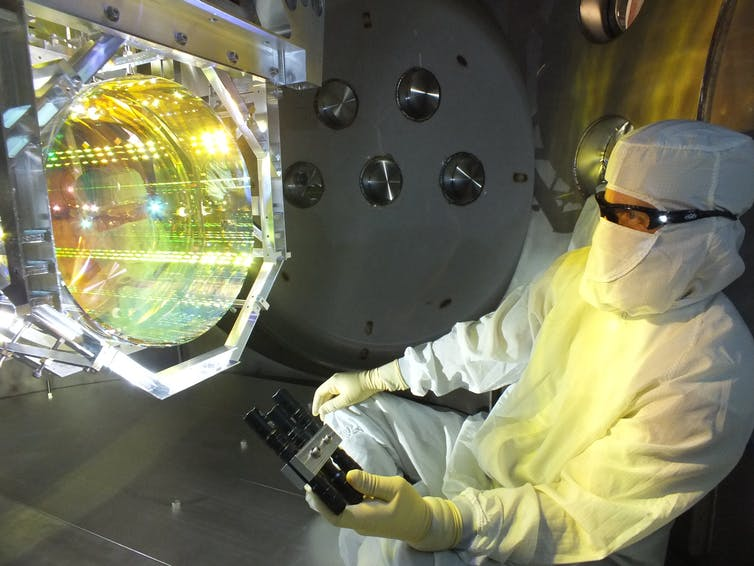 time for upgrades in the search for gravitational waves