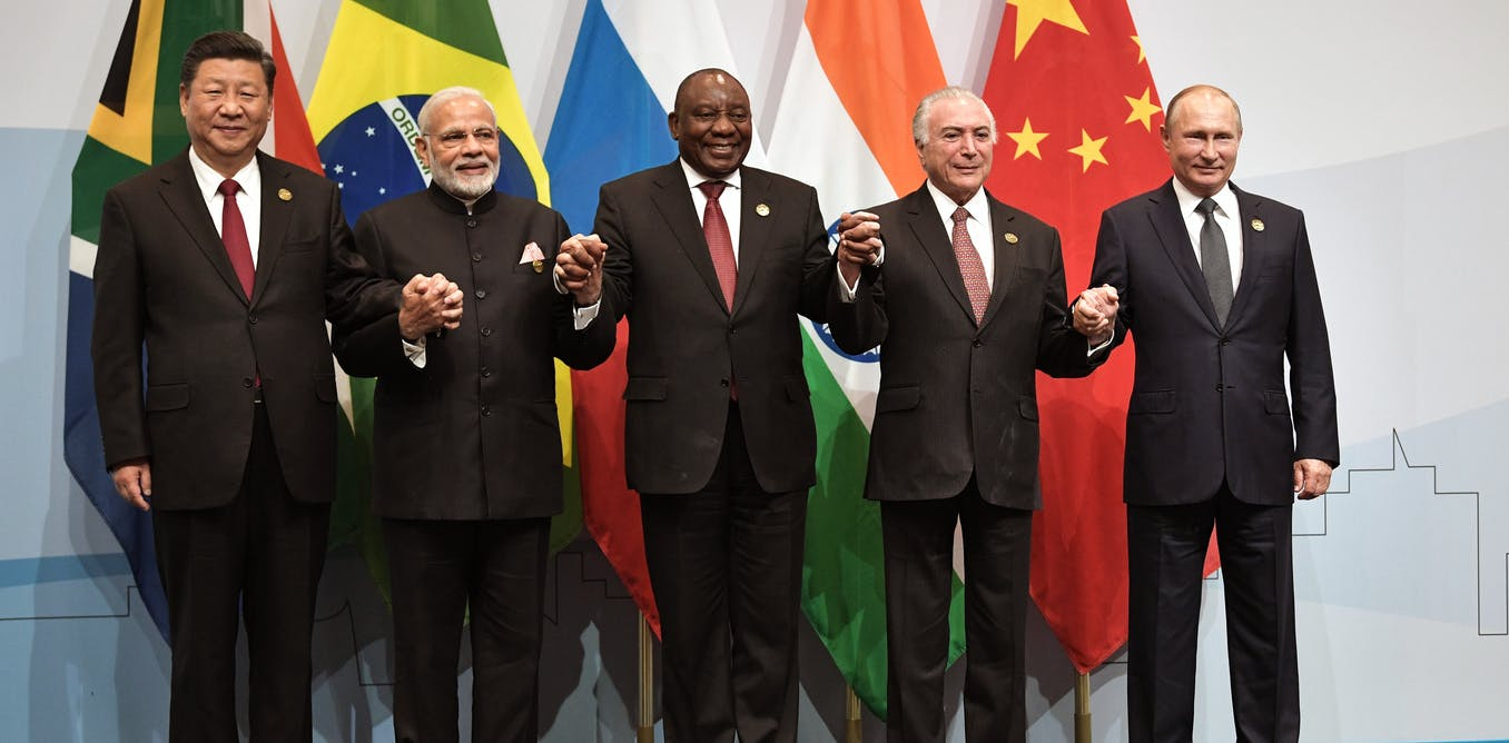 The Brics Summit Important Small Steps But Little To Show On Big