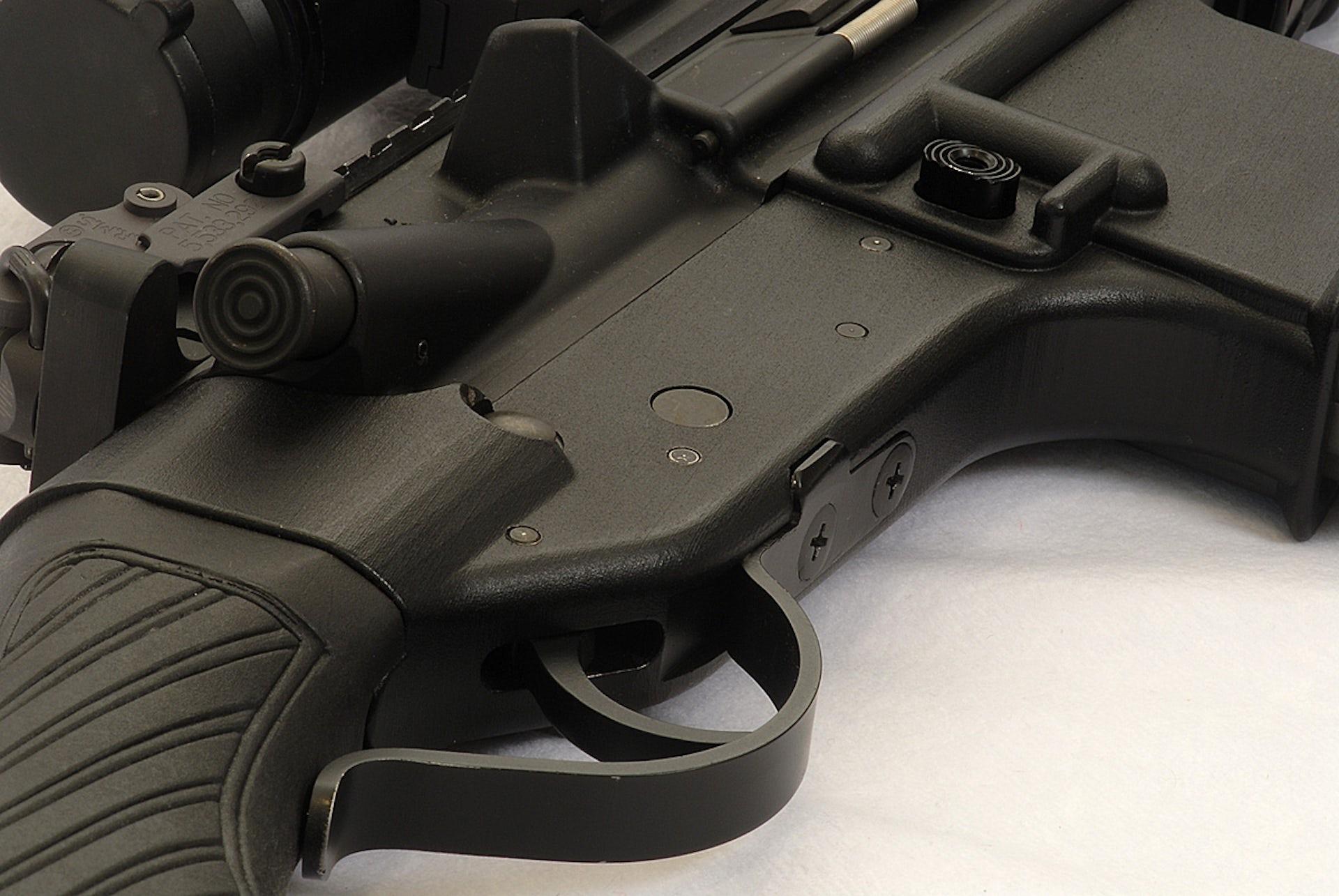 From gun kits to 3D printable guns, a short history of rogue gun makers