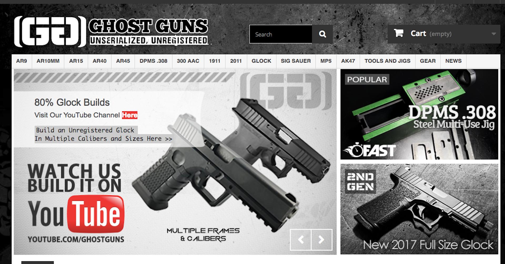 One gun kit seller's website.