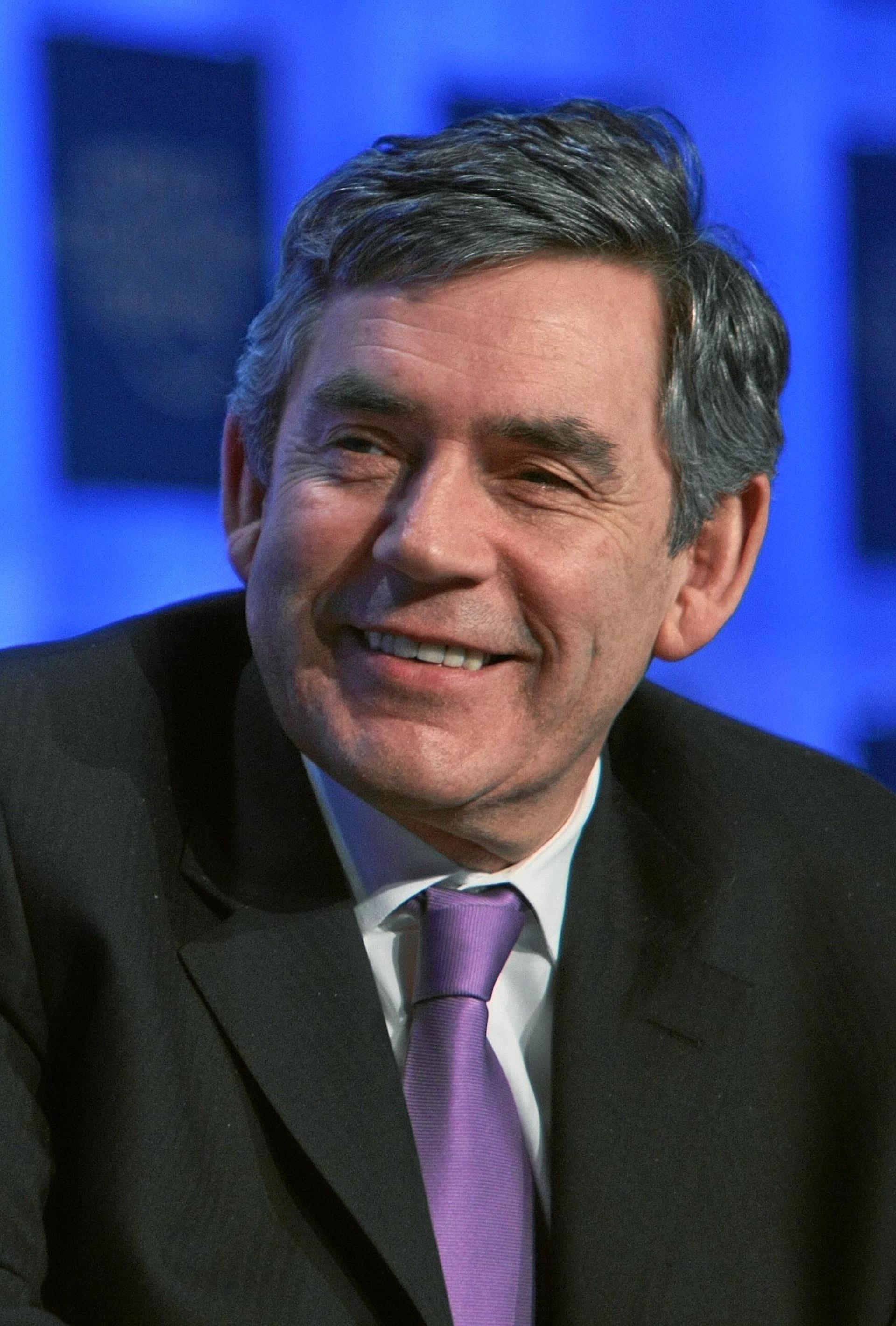 World Economic Forum | Gordon Brown