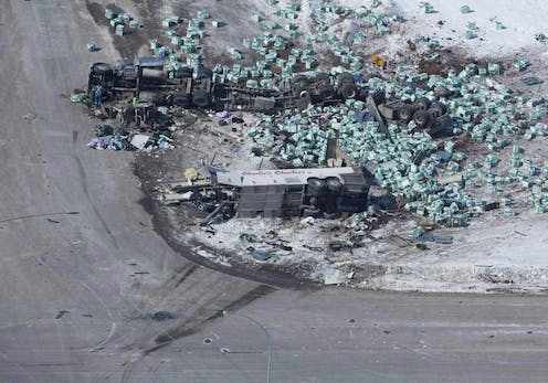 After the Humboldt crash: Truck driver health and training