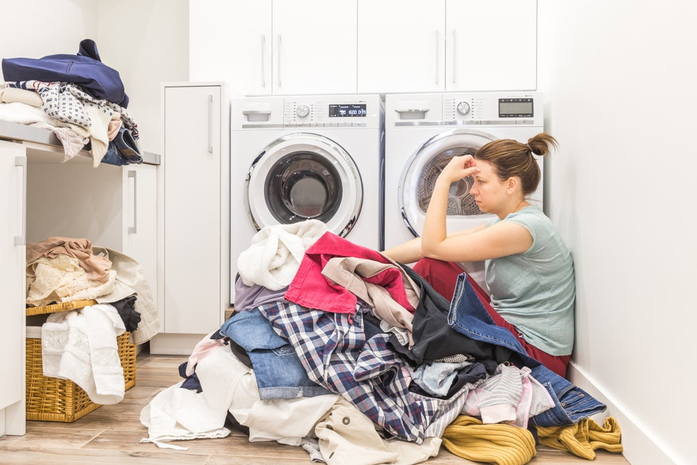 Sorry, men, there's no such thing as 'dirt blindness' – you just need to do more housework