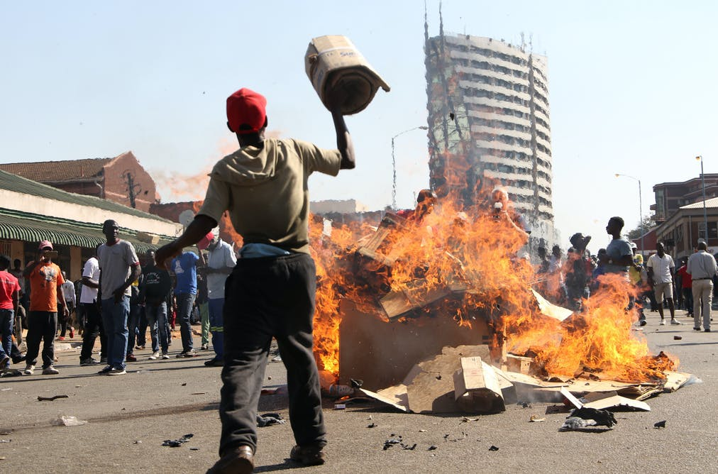 Zimbabwe's coup did not create democracy from dictatorship