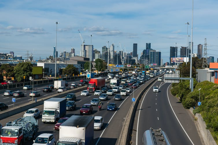 The bigger Melbourne gets, the more attractive it becomes (image: shutterstock.com)