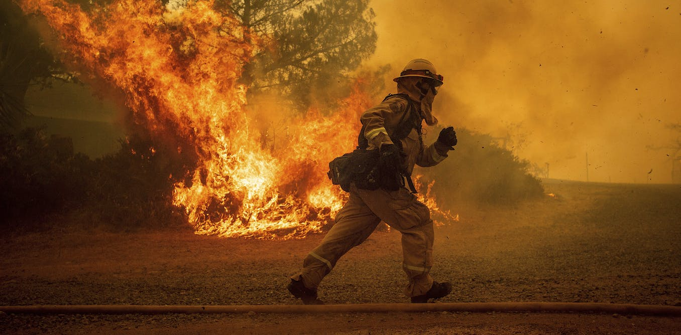 Fighting historic wildfires amid bad ideas and no funding