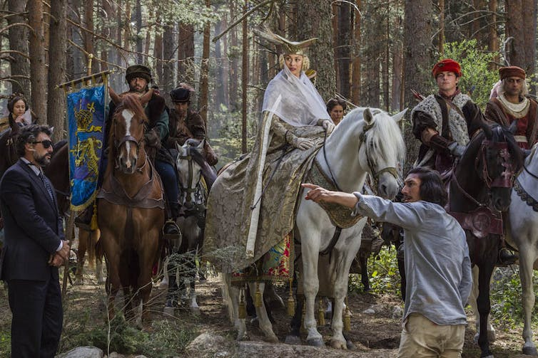 Terry Gilliam's long-awaited cinematic feat keeps Don Quixote's idealistic spirit alive