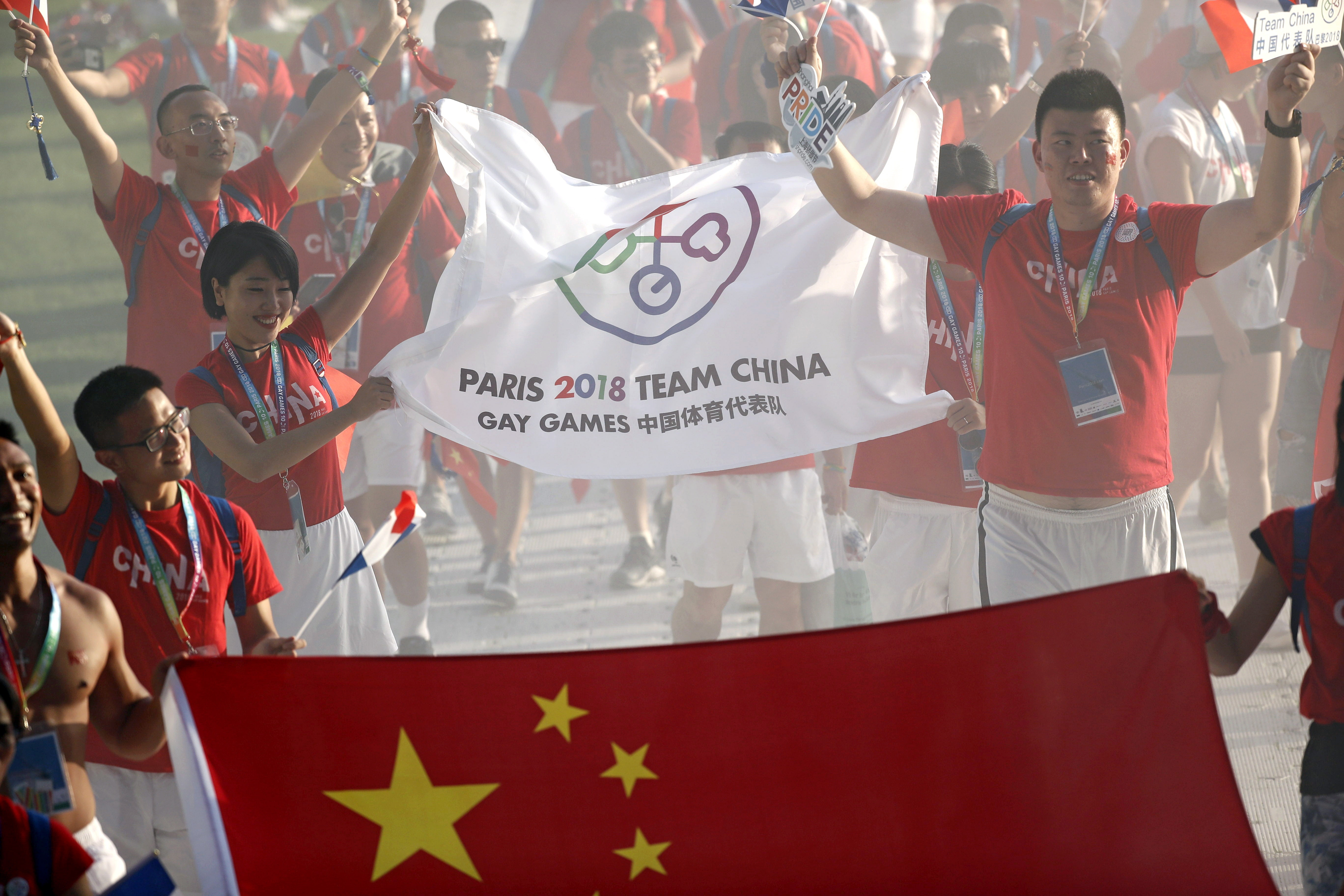 The Gay Games are still relevant. Here's why