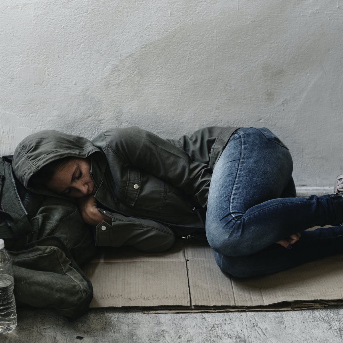 Just a piece of meat': how homeless women have little choice but to