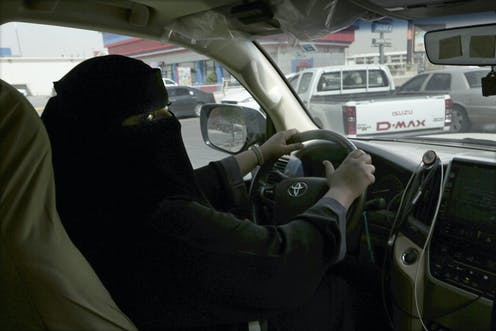 Saudi women can drive, but are their voices being heard?