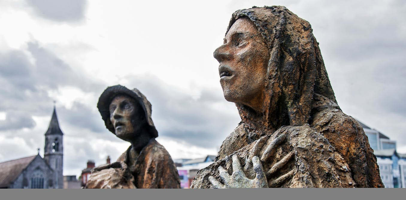 How a small American Indian tribe came to give an incredible gift to Irish famine sufferers