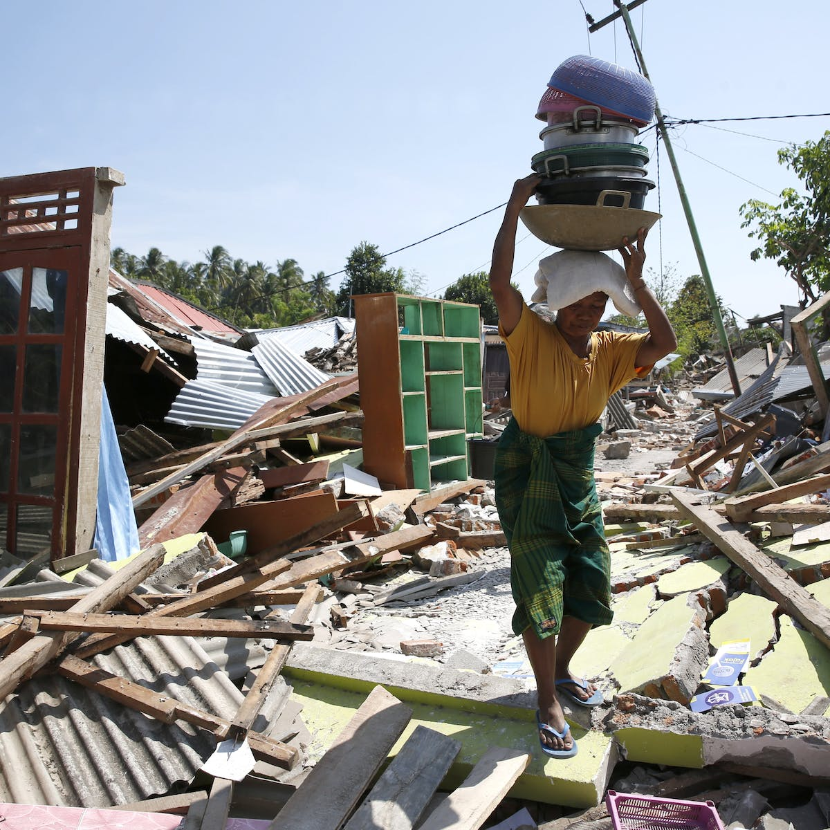 Lombok earthquakes: different building designs could lessen future ...