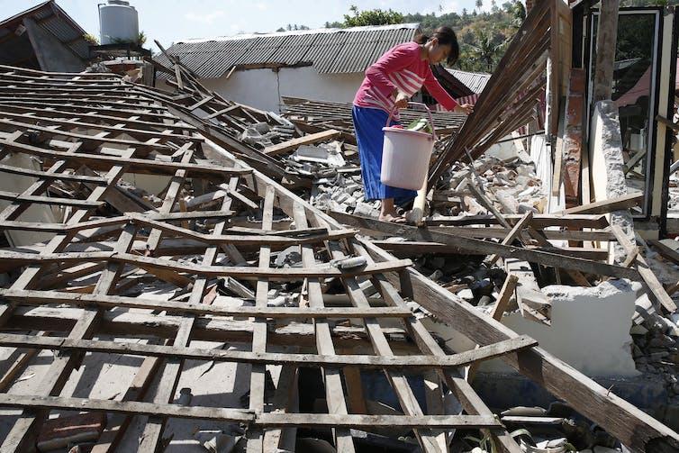 different building designs could lessen future damage