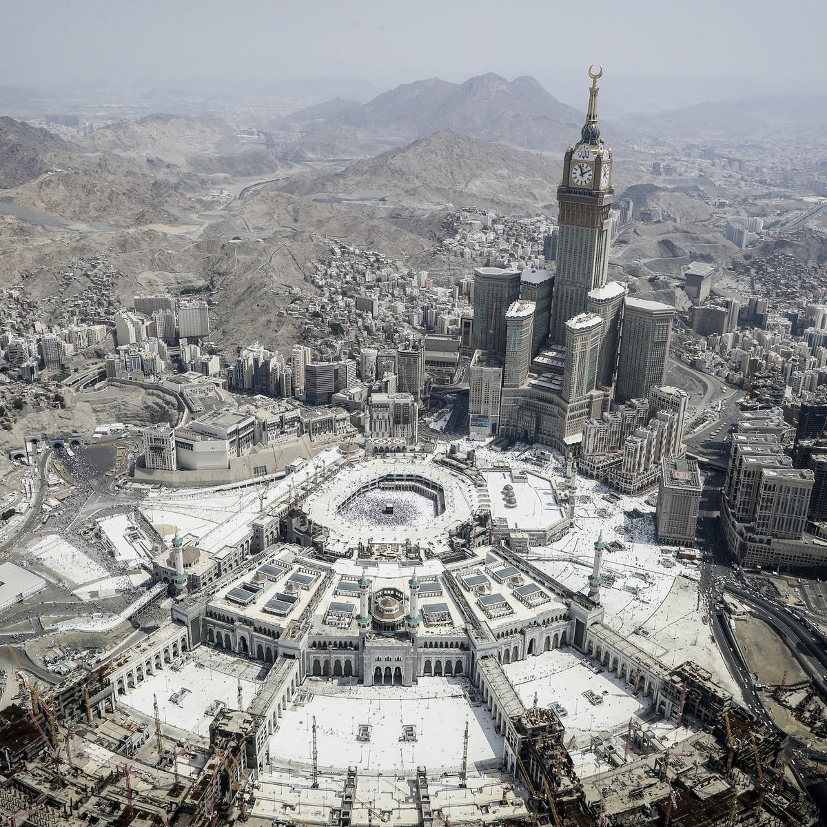 Hajj: how globalisation transformed the market for