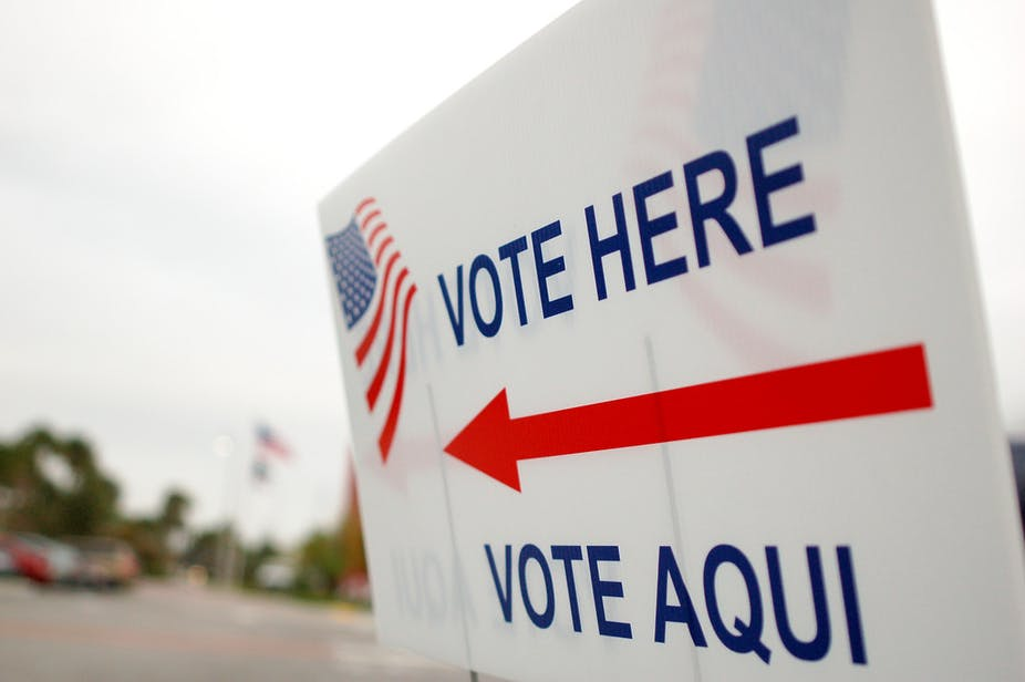 4 reasons why anti-Trump Latino voters won't swing the midterms