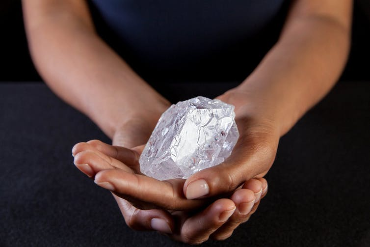 what you didn't know about diamonds
