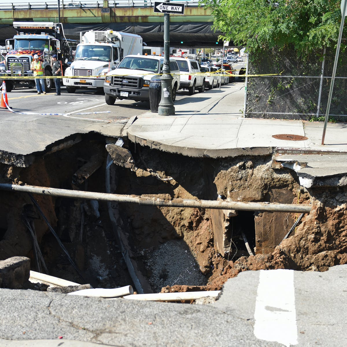 How to detect a sinkhole – before it swallows you up