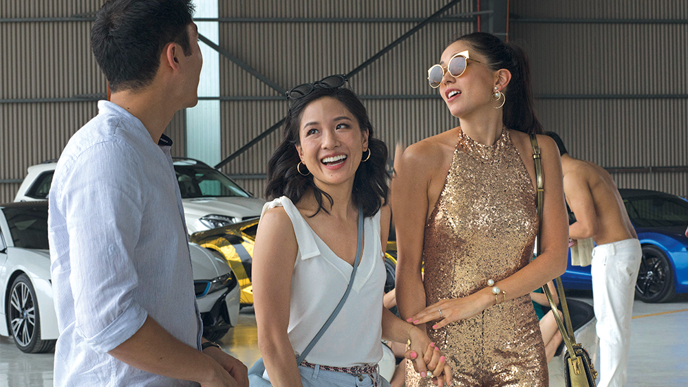'Crazy Rich Asians' -- a movie and a movement