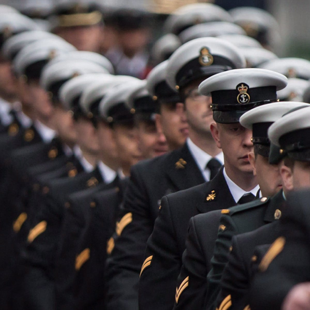 Why Canadians Pay Little Attention To Their Military