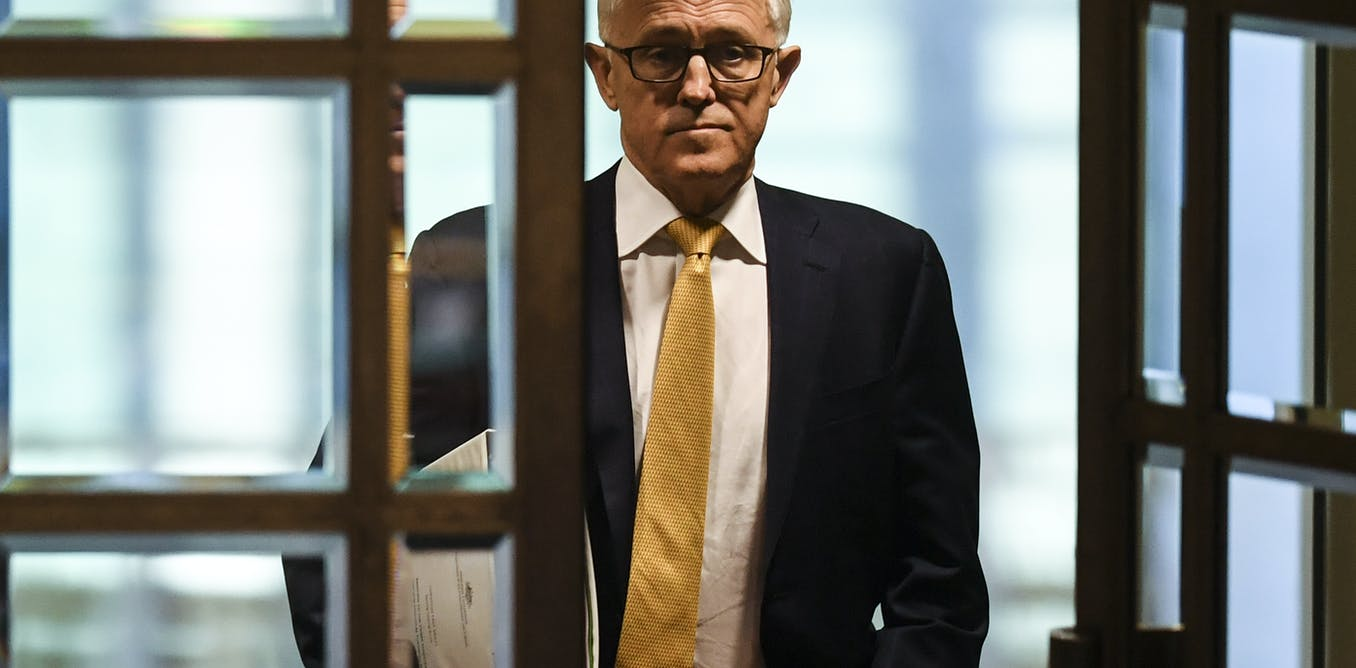 Grattan on Friday: Malcolm Turnbull's NEG remains in snake-infested territory