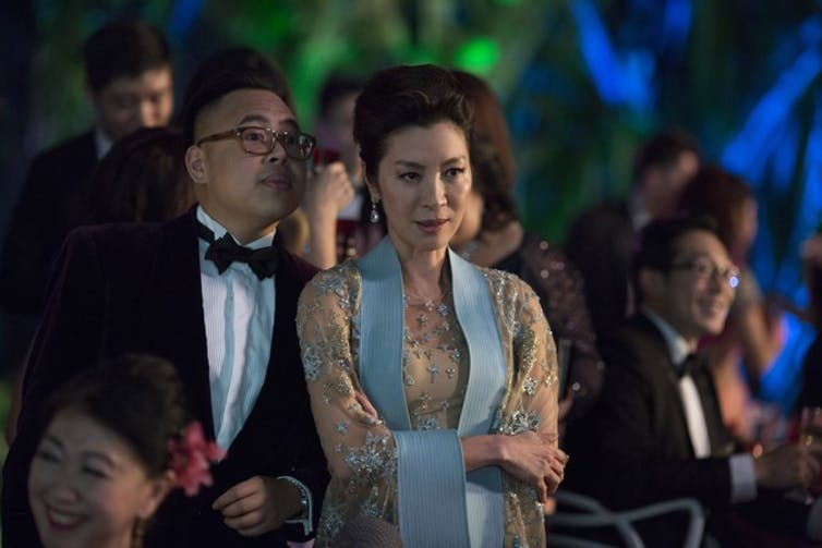 Crazy Rich Asians A Movie And A Movement