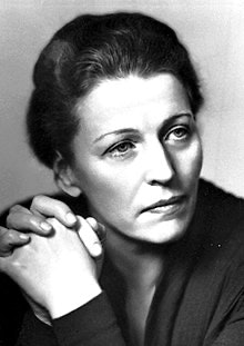 Pearl S. Buck expressed her distaste for the way white actors depicted Asians.