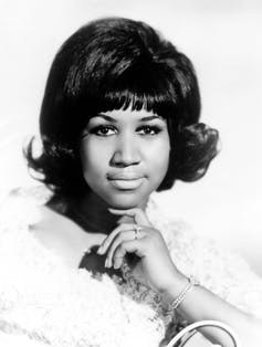Aretha Franklin and her community opened their doors and their hearts to me