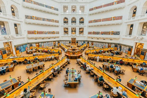 Technology hasn't killed public libraries – it's inspired them to