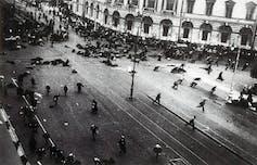 World politics explainer: the Russian revolution