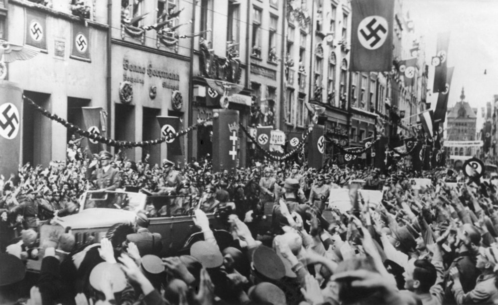 Five questions about Nazi Germany and how it relates to Australian politics today