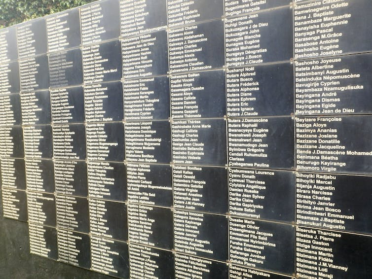 Should the request by three Rwandan genocide prisoners for